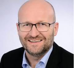 Martin Dreher, Geschäftsführer von Drehertec