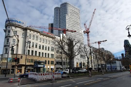 """Wolff-Trio errichtet """"Gloria Berlin"""" am Kurfürstendamm"""