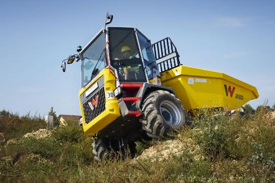 European Rental Award für Dual View Dumper