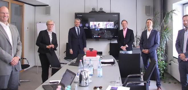 Auszeichung: Logistics Hall of Fame Council tagt in Berlin