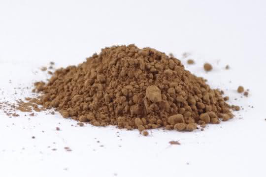 Braunes Pulver (Lignin)