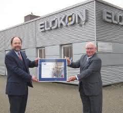 Elokon feiert 25-jähriges Firmenjubiläum