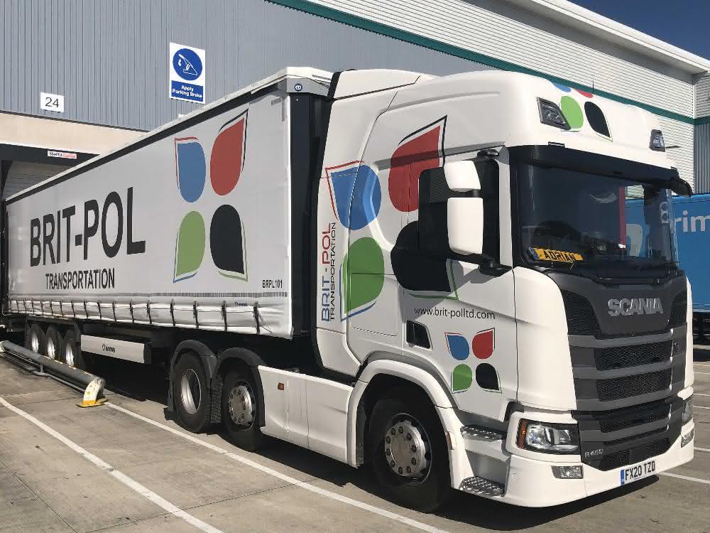 Brit-Pol wächst weiter: 156 Krone Fahrzeuge ausgeliefert