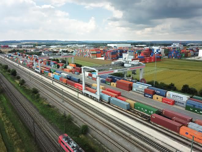 Startschuss für Digitalisierung im Kombinierten Verkehr