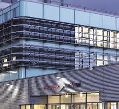 Firmengebäude von Pfeiffer Vacuum