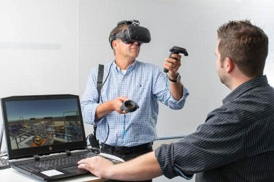 Unitechnik-VR-Brille