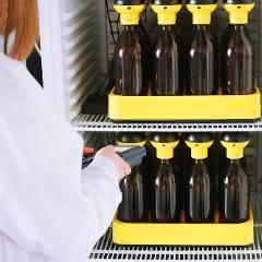 Testsystem ermittelt Sauerstoffbedarf