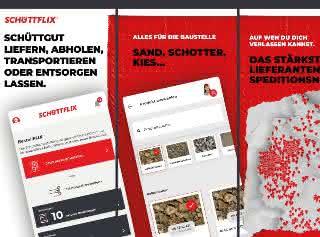 Digitalisierung: Schüttflix-App mit neuen Funktionen