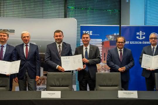 Porr punktet in Polen mit Infrastrukturexpertise
