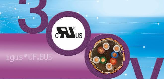 Igus-Chainflex-UL