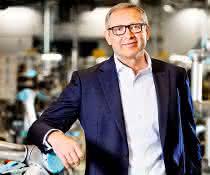 Jürgen von Hollen, President Universal Robots
