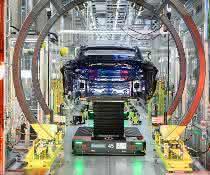 Flexible Fertigung über mehrere Ebenen mit Hilfe von Siemens-Technik