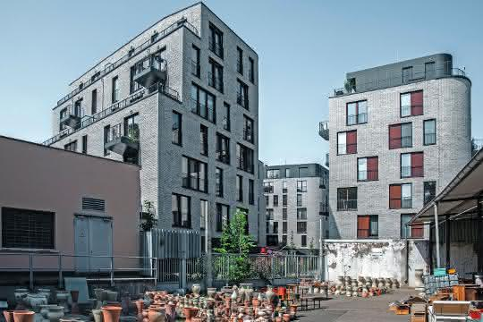 Aus Baugewerbe Unternehmermagazin 6\2020: Berlin verdichtet