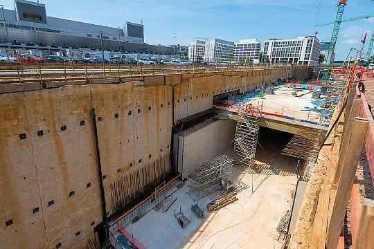 Tunnelbauwerk
