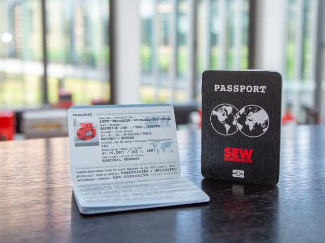 SEW-Reisepass-DRN-Motoren
