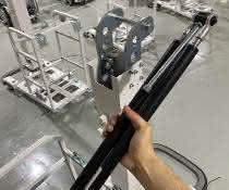 Röntgengeräte zur Covid-19-Diagnose: ACE-Gaszugfedern in Wuhan im Einsatz