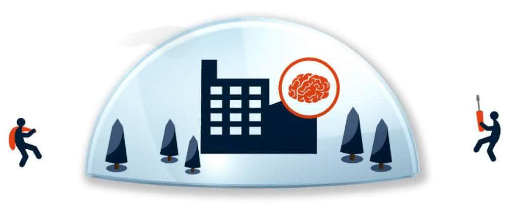 Schutz der digitalisierten Produktion