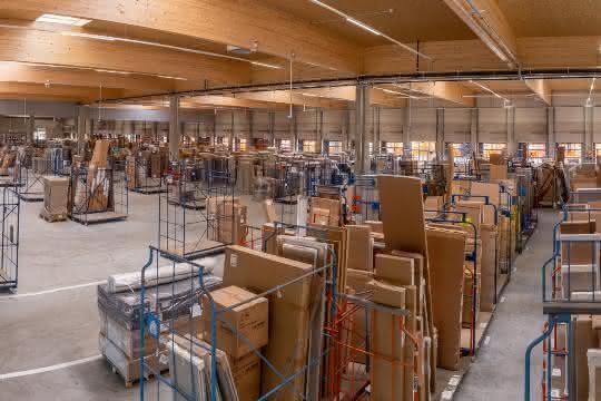 Gebrüder Weiss eröffnet Home Delivery-Umschlagslager nahe Wien