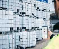 Sensor mit Cloud-Service: Bestandsmanagement mit smarter Füllstandsmessung
