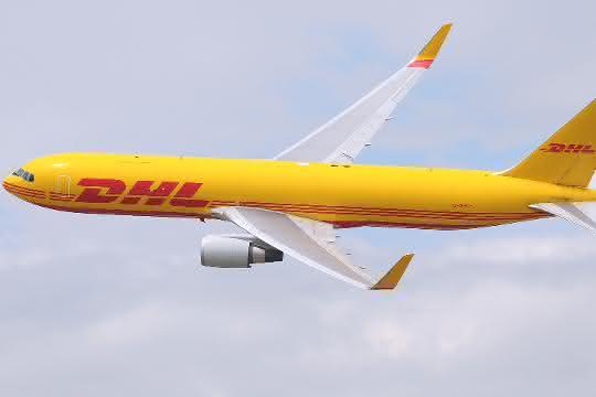 DHL Express erweitert Flugzeug-Flotte