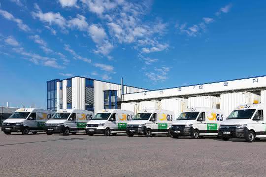 City-Logistik: GLS stellt in Karlsruhe emissionsfrei zu