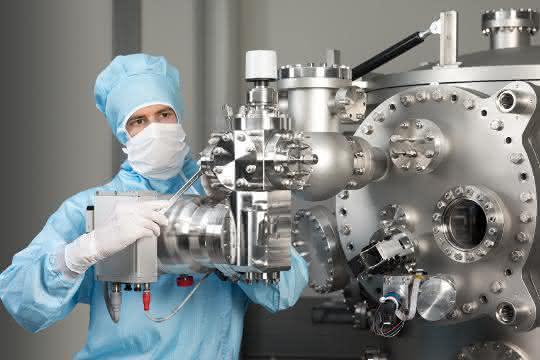 iTrap Massenspektrometer-Technologie
