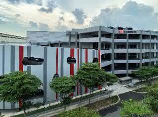 DB Schenkers Rekord-Investition in Singapur