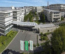 Schaeffler-Hauptsitz in Herzogenaurach.
