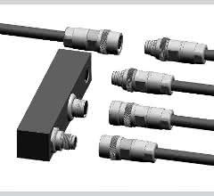 M12-Rundsteckverbinder