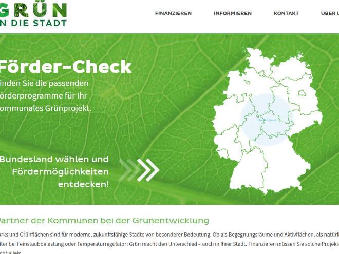 Sommerhitze: Stadtgrün kann Abhilfe schaffen