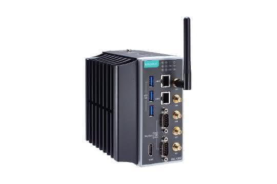 Edge-Computer der Serie MC-1200 von Moxa