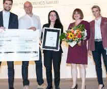 Digital Logistics Award 2020 geht ins Finale