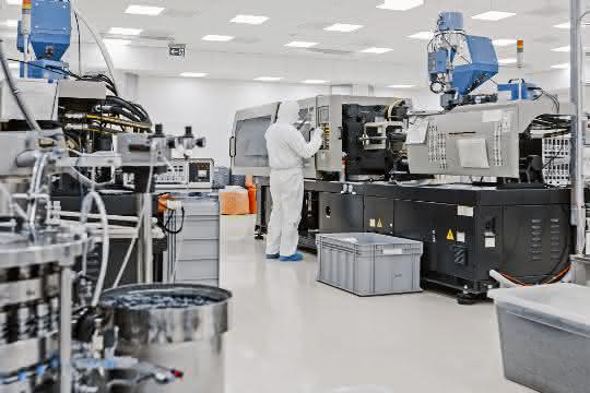 Keim- und virenfrei produzieren ist in der Verpackungstechnik eine zunehmende Anforderung.