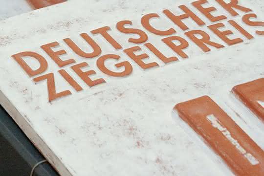 Auslobung Deutscher Ziegelpreis 2021 hat begonnen