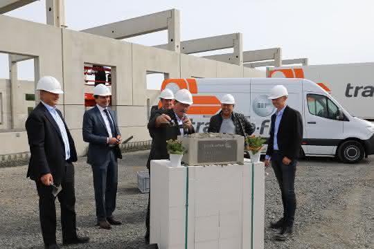 trans-o-flex optimiert Netz durch neuen Standort in Hessen