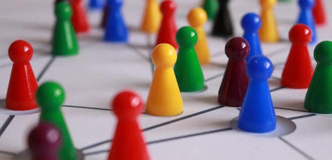 Berufliches Networking