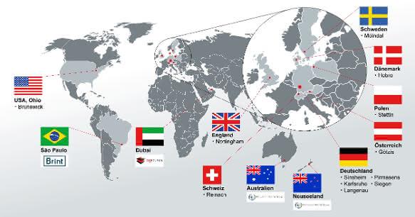 Gebhardt setzt auf Internationalisierung