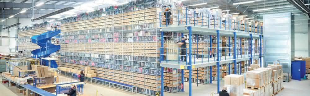 Special: Materialfluss in der industriellen Produktion
