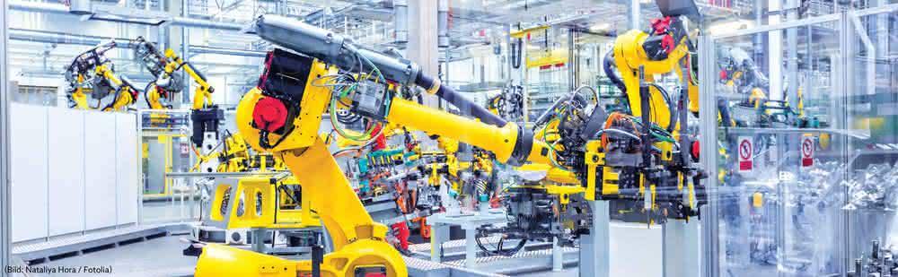 Special: Robotik für die Industrie