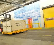 Pharma-Hub Flughafen Frankfurt europaweit führend