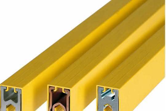 Conductix-Wampfler stellt Lösung zur Übertragung hoher Ströme vor