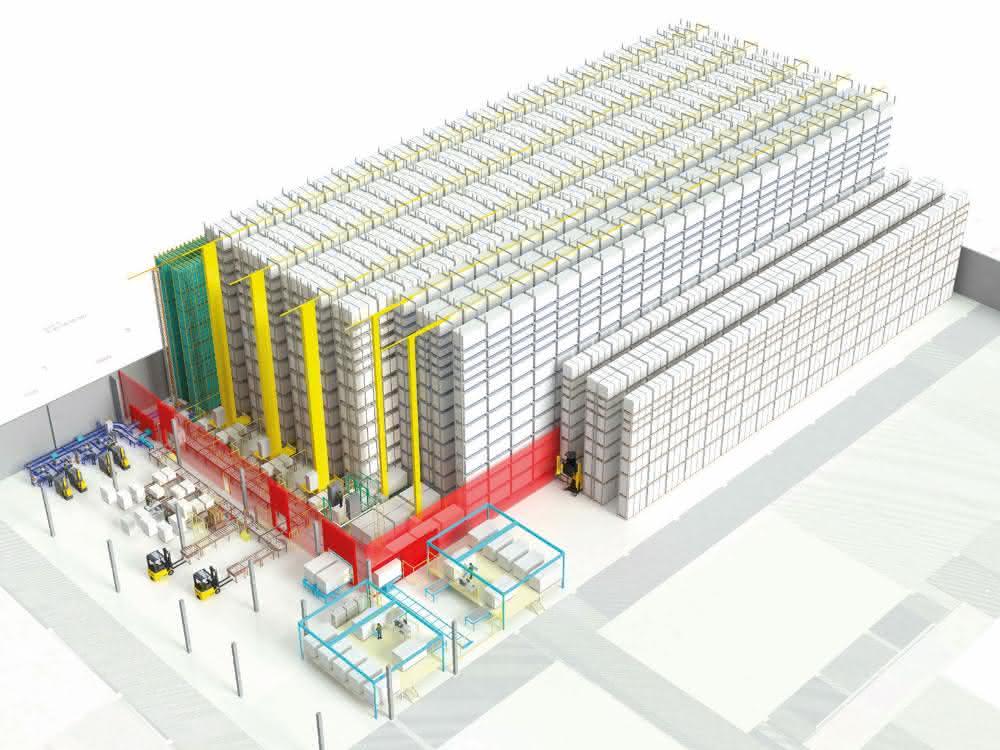 Norwegens größte Möbelkette automatisiert mit Jungheinrich