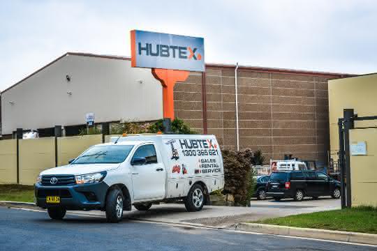 Hubtex macht Hubtex Australia zur 100-prozentigen Tochter