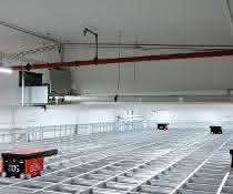 Automatisierung: Lager modernisiert: Integration von AutoStore bei Siedle
