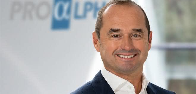 Eric Verniaut, ProAlpha
