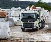 Volvo Trucks beginnt den Verkauf der neuen Lkw in Deutschland