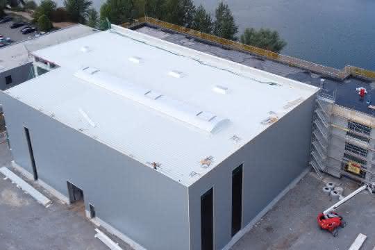 Neues Logistikzentrum für Medizintechnikunternehmen