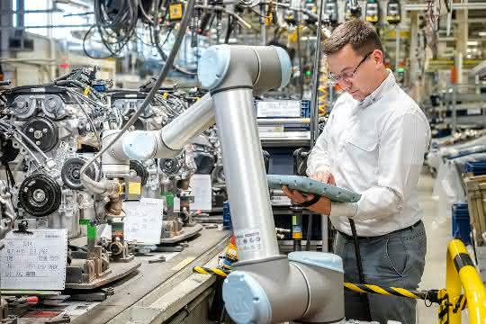 Kollaborierende Roboter: Wie Cobots die Montage optimieren