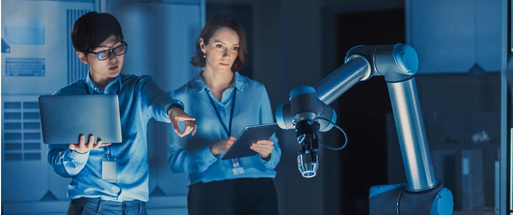 New IFR paper: How Nations Invest in Robotics Research