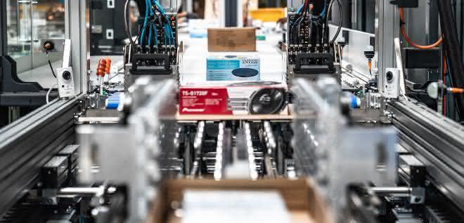 Coronavirus: Paketversender denken vermehrt über Automatisierung nach